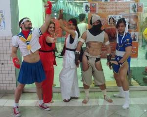 Street Fighter no AF