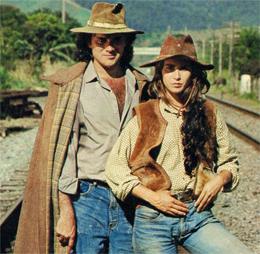 Almir Sater e Ingra Liberato foram as estrelas principais de 'A História de Ana Raio e Zé Trovão'.